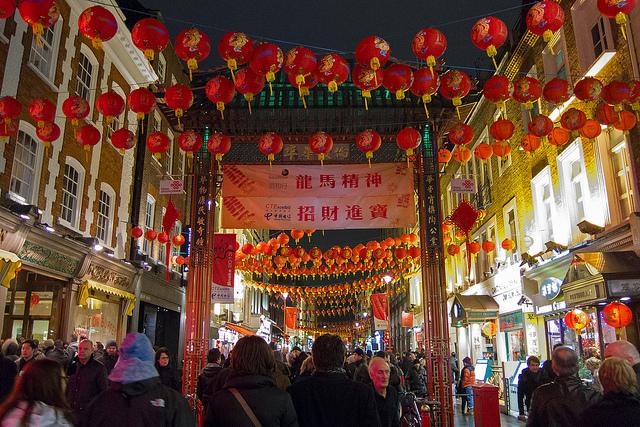 Chinatown Londen